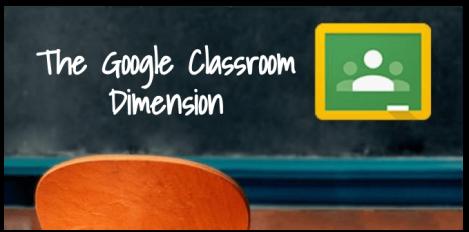 Google Classroom Dimension