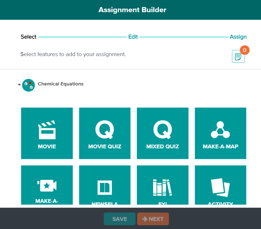 Assignment Builder