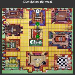 Clue Mystery